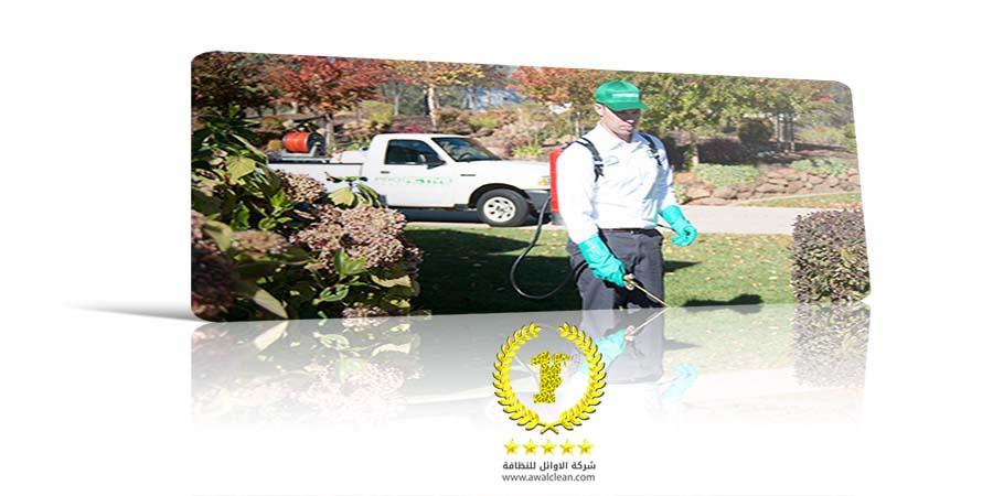 شركة رش مبيدات بحي الازدهار 0558796867