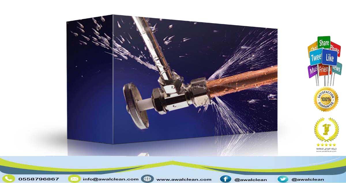 شركة كشف تسربات المياه بالرس 0559138319