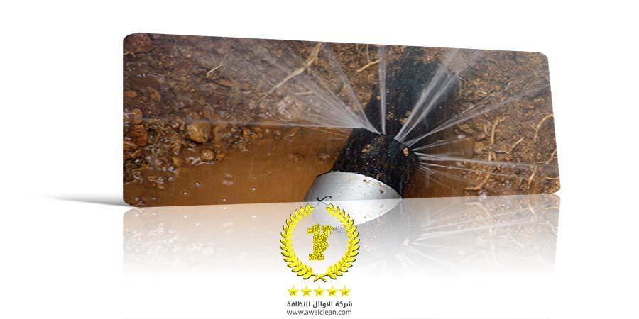 شركة كشف تسربات المياه بحي السليمانية 0558796867