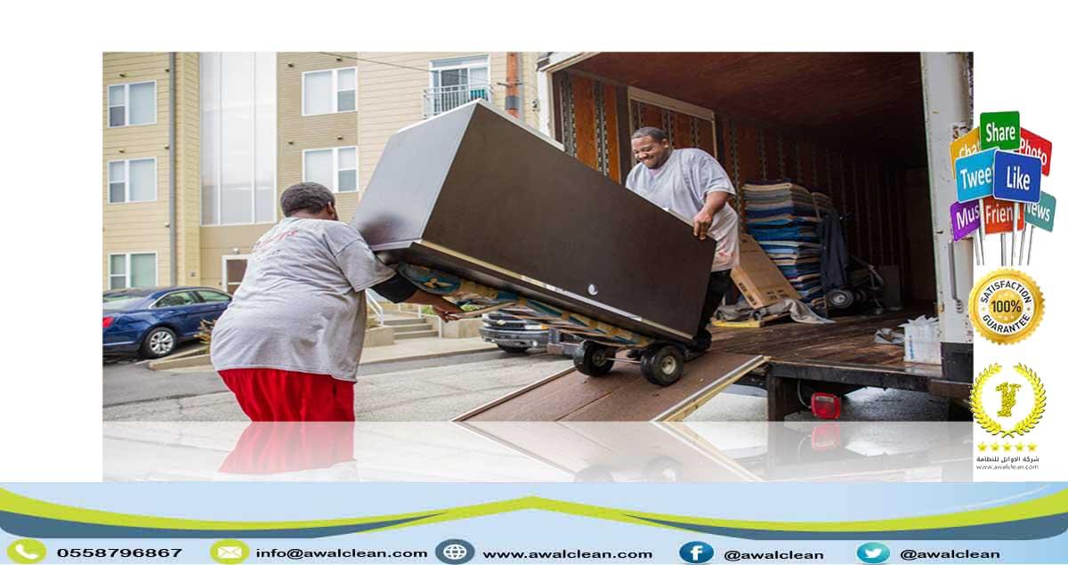 شركة نقل اثاث في دبي