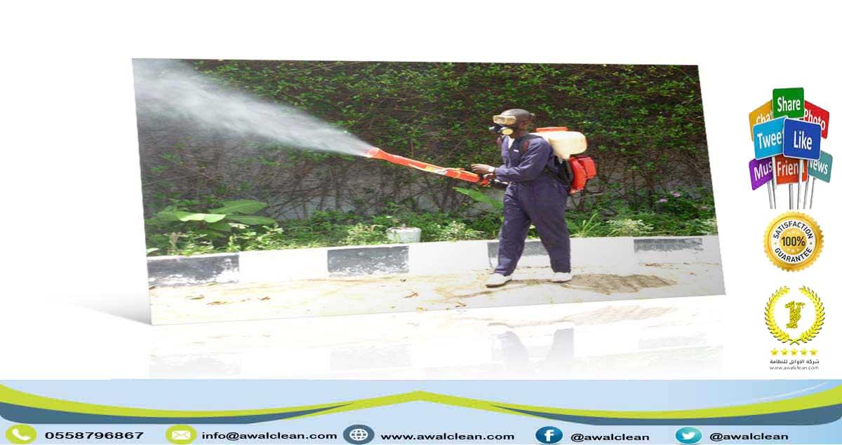شركة رش مبيدات بالدلم 0558796867