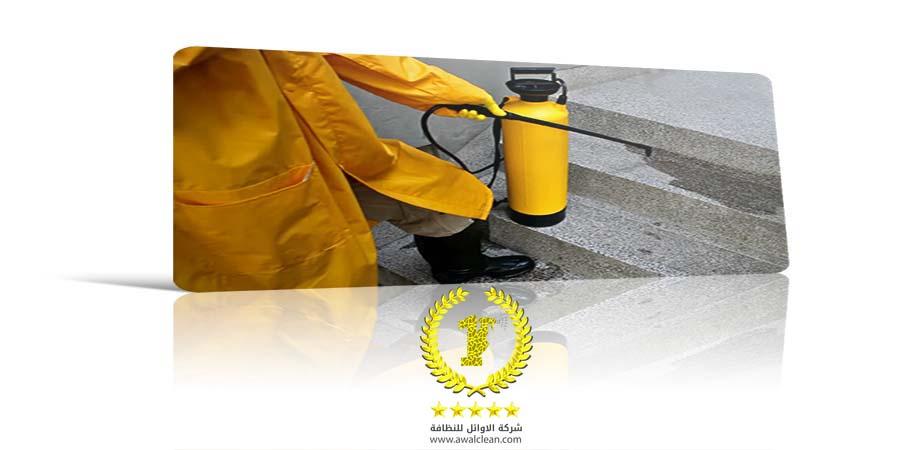 شركة رش مبيدات بحي السليمانية 0558796867